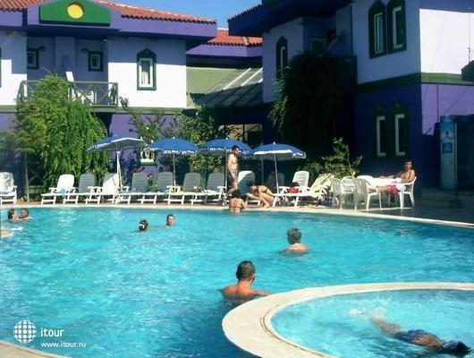 Hera Hotel Kas 1