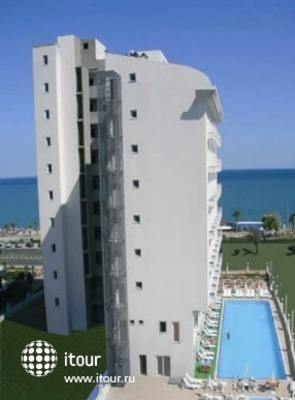 Krystal Beach Hotel 2