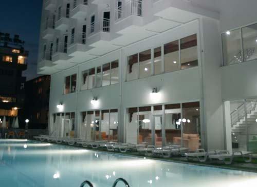 Krystal Beach Hotel 9