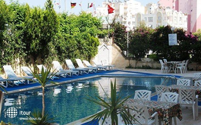 Paris Hotel 6