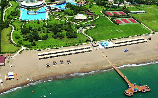 Delphin Botanik Exclusive Resort Lara (ex. Rixos Lares) 1