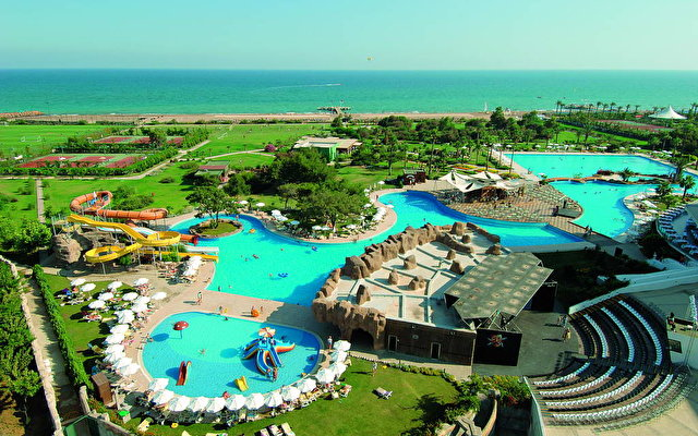 Delphin Botanik Exclusive Resort Lara (ex. Rixos Lares) 2