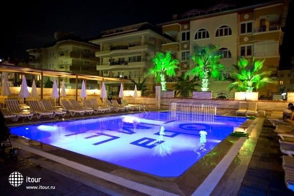 Oba Time Hotel 1