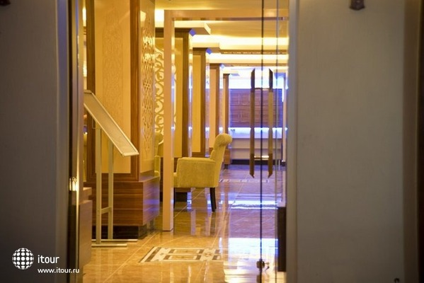 Oba Time Hotel 7
