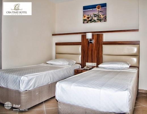 Oba Time Hotel 10