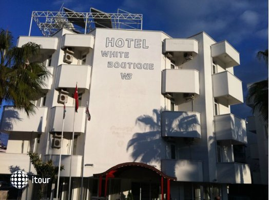 White Boutique Hotel 1