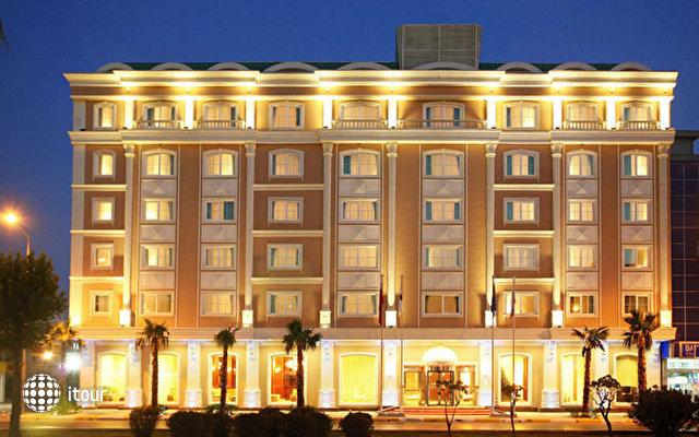 Latanya City Hotel Antalya 1