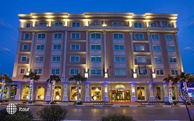 Latanya City Hotel Antalya 5