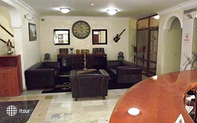 Beyaz Melek Hotel 6