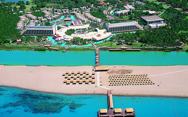 Gloria Serenity Resort Hotel 2