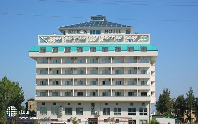 Belkon Club Hotel 7