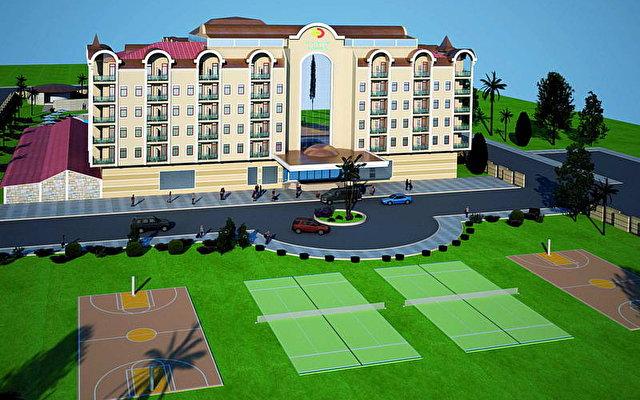 Melissa Garden Hotel 9