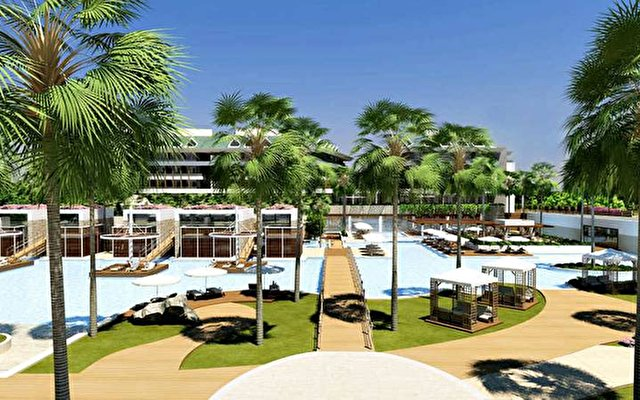 Sensimar Belek Resort & Spa 1