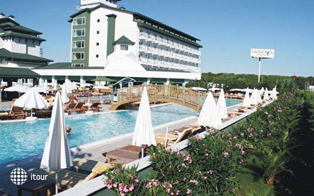 Innova Resort & Spa (ex. Nisos Hotel Varuna) 4