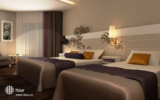 Kirman Hotels Belazur Resort & Spa 5