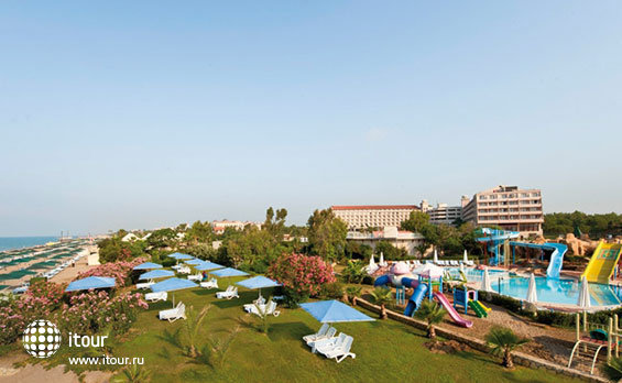 Kaya Belek Hotel 10