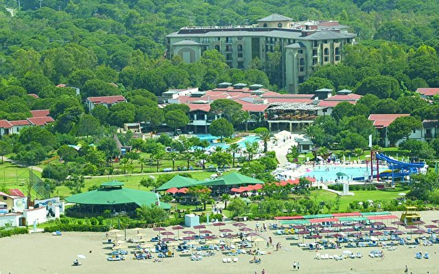 Jacaranda Club & Resort (ex Justiniano Club Belek) 1