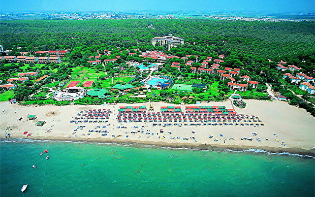 Jacaranda Club & Resort (ex Justiniano Club Belek) 2