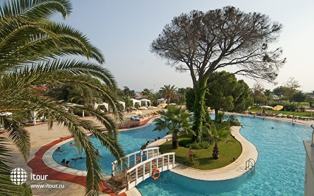 Jacaranda Club & Resort (ex Justiniano Club Belek) 8