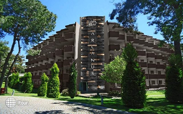 Arcanus Side Resort (ex. Asteria Sorgun Resort) 3