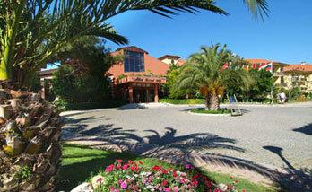 Alba Resort Hotel 5