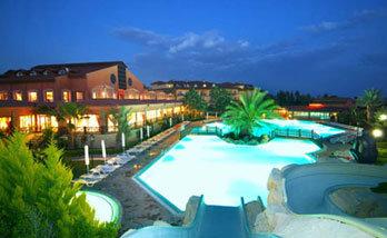 Alba Resort Hotel 8