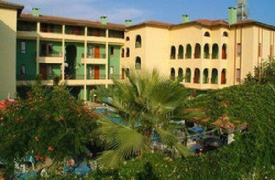 Erika Garden Hotel 1