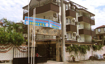 Antik Bountique Hotel (ex. Aksaray Hotel) 7