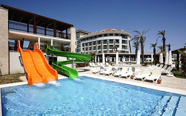 Evren Beach Resort & Spa 3