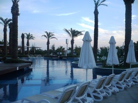 Evren Beach Resort & Spa 8