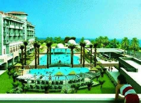 Trendy Hotel Aspendos Beach 2