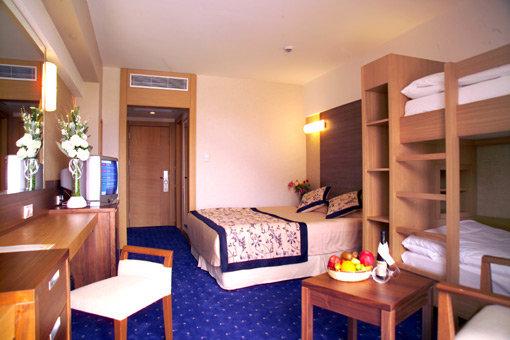 Trendy Hotel Aspendos Beach 4