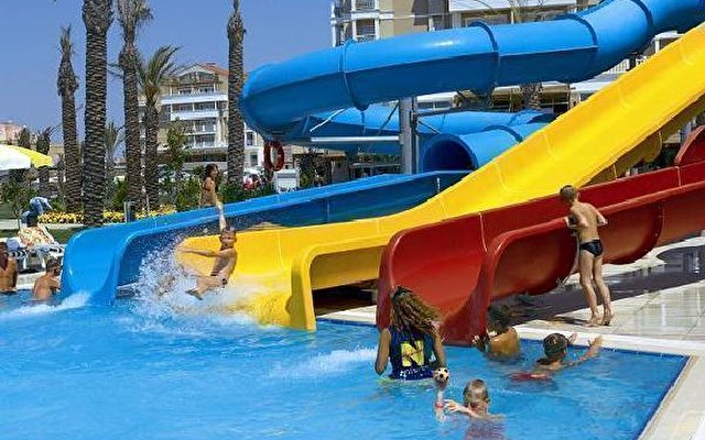 Trendy Hotel Aspendos Beach 10