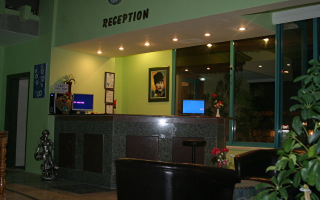 Elit Garden Hotel 10
