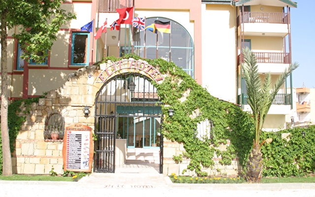 Elit Garden Hotel 2