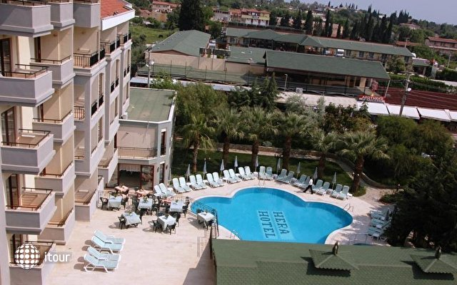 Hera Beach Hotel 3
