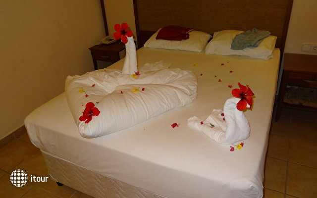 Ozlem Garden Hotel 6