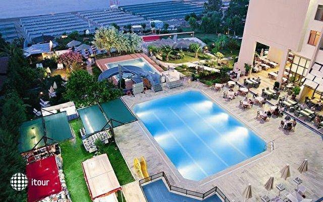 Emir Beach Hotel 3