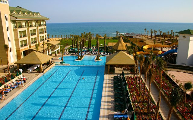 Alva Donna Beach Resort Comfort  (ex. Amara Beach Resort) 1