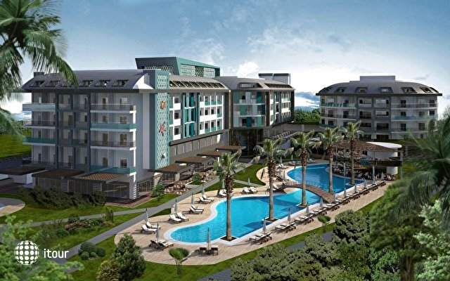 Seashell Resort & Spa 1