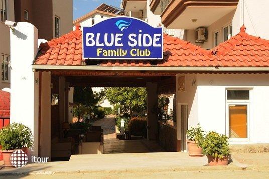 Blue Side Family Club 1