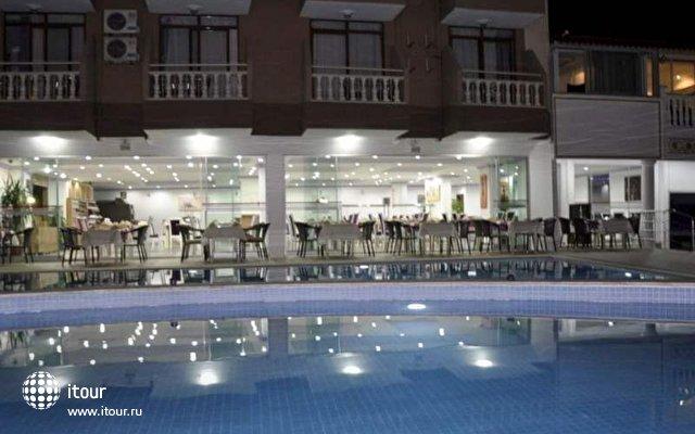 Palmiye Garden Hotel 9