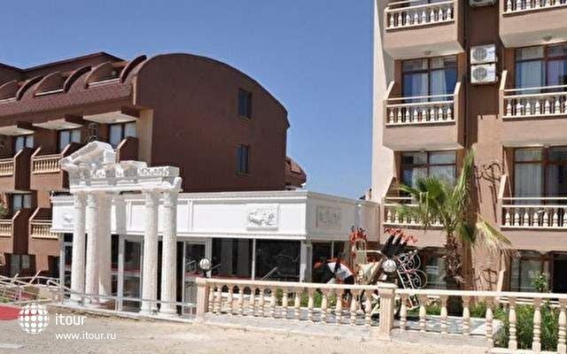 Palmiye Garden Hotel 10