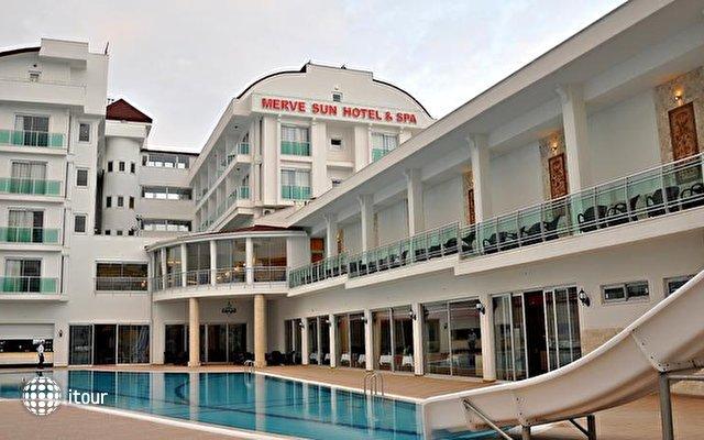 Merve Sun Hotel & Spa 1