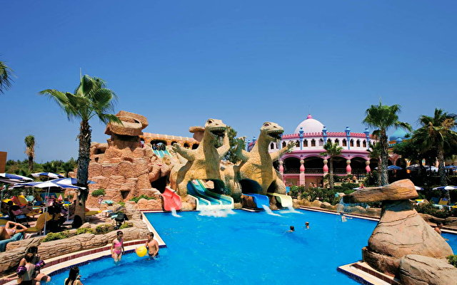 Kamelya World Selin Resort & Spa 5