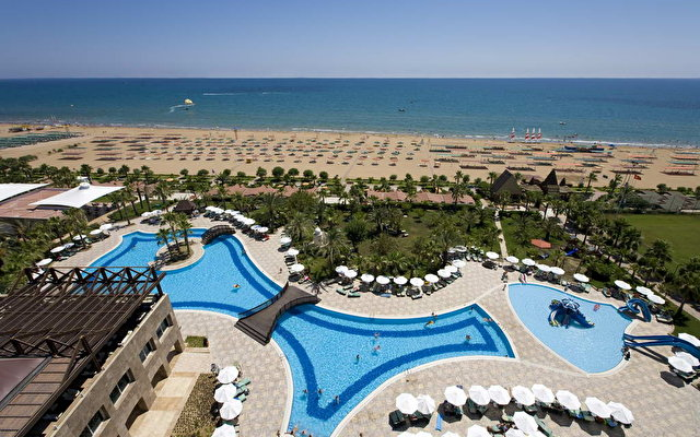 Kamelya World Selin Resort & Spa 1