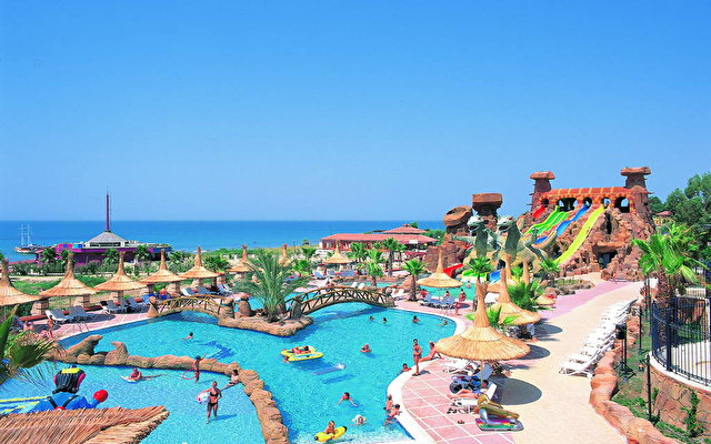 Kamelya World Selin Resort & Spa 7