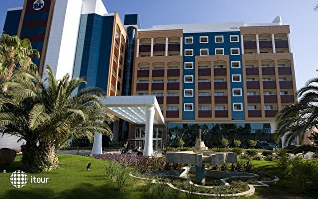 Kamelya World Selin Resort & Spa 3