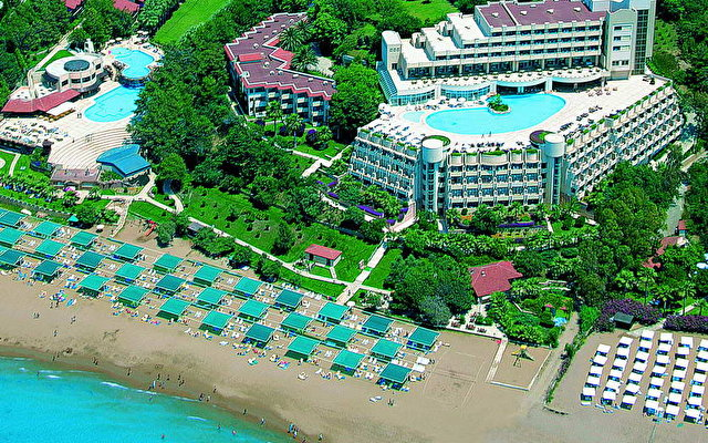 Melas Resort 1