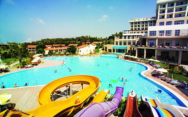Horus Paradise Luxury Resort (ex.side Holiday Village) 4
